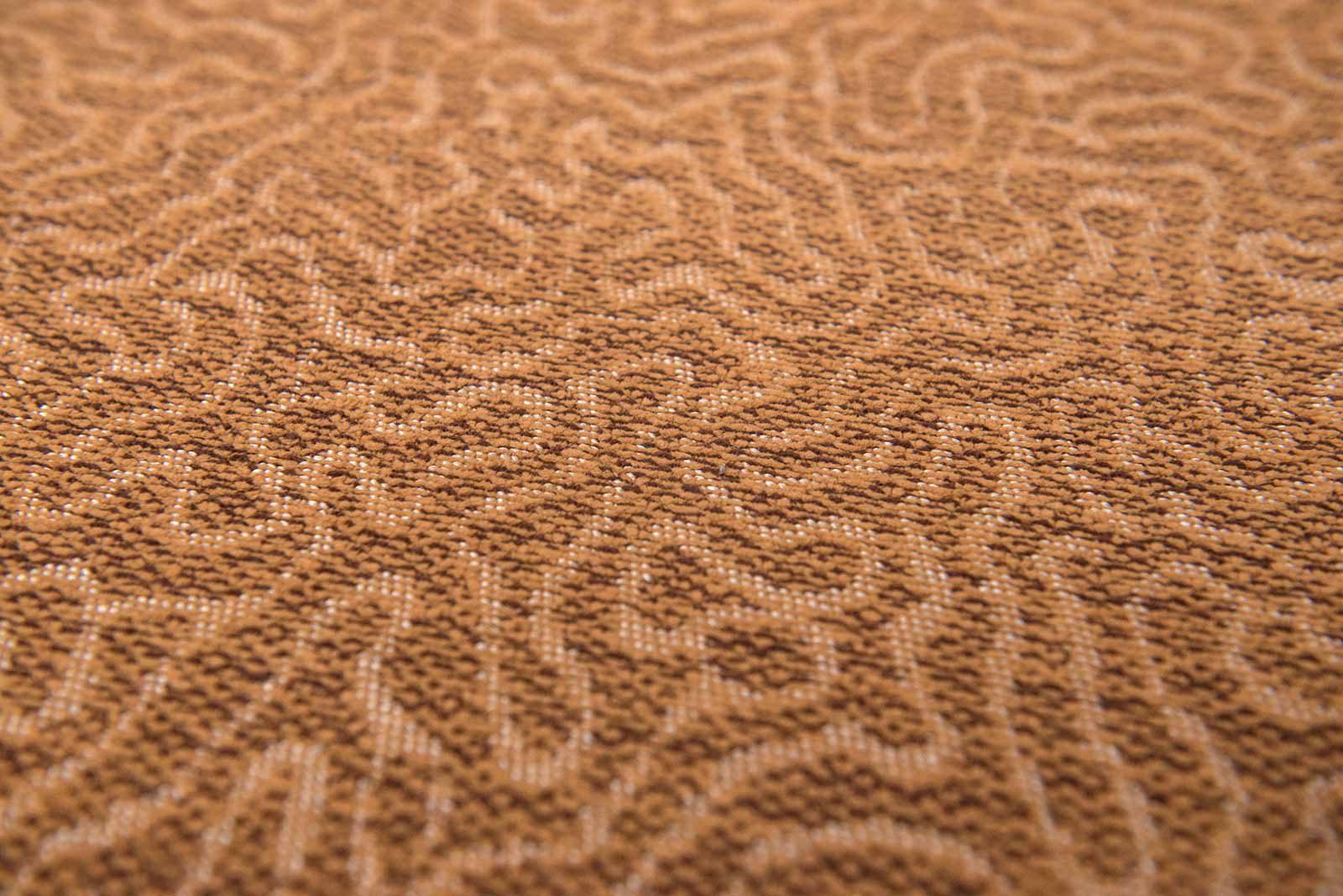 Louis De Poortere Jackies Wilton Rugs Coral 9006 detail 2