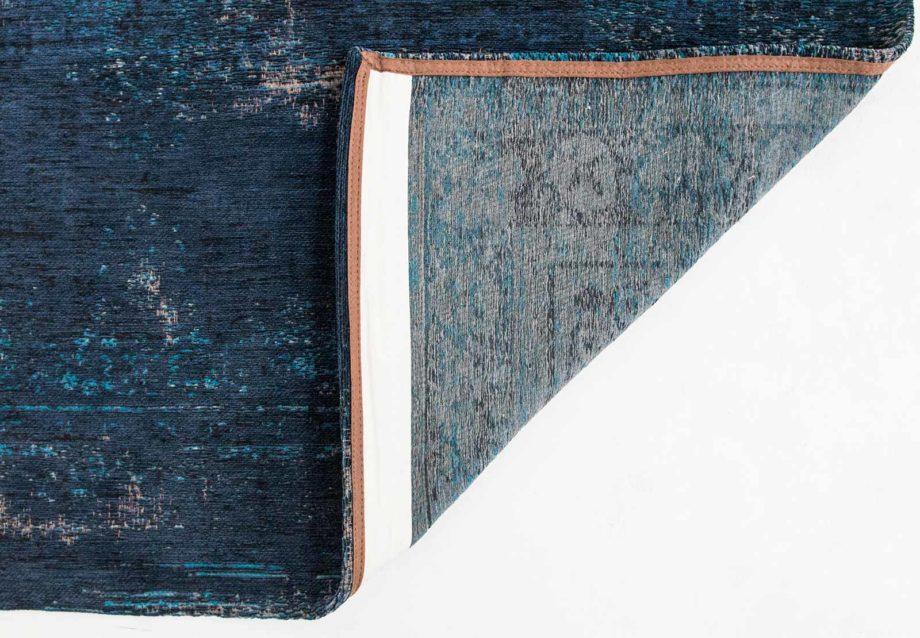 Louis De Poortere rug LX 8254 Fading World Medaillon Blue Night back