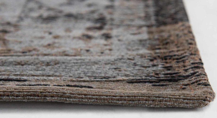 Louis De Poortere rug LX 8257 Fading World Medaillon Grey Ebony side