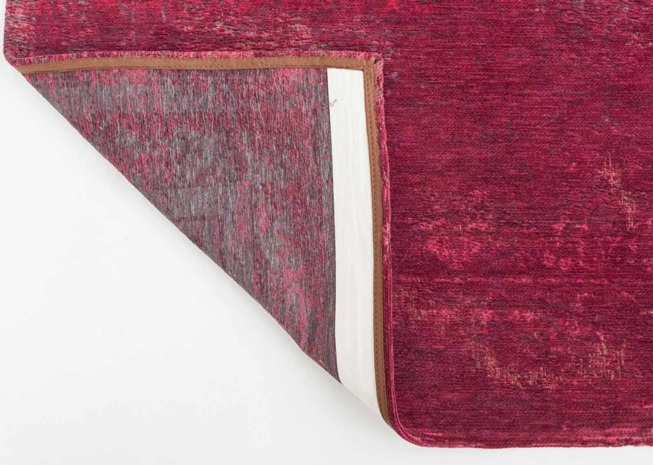 Louis De Poortere rug LX 8260 Fading World Medaillon Scarlet back