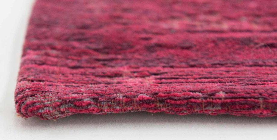 Louis De Poortere rug LX 8260 Fading World Medaillon Scarlet side