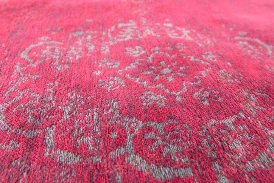 Louis De Poortere rug LX 8260 Fading World Medaillon Scarlet zoom