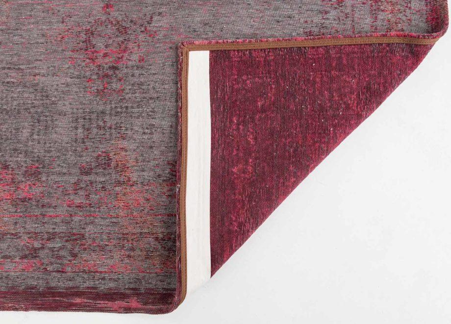 Louis De Poortere rug LX 8261 Fading World Medaillon Pink Flash back