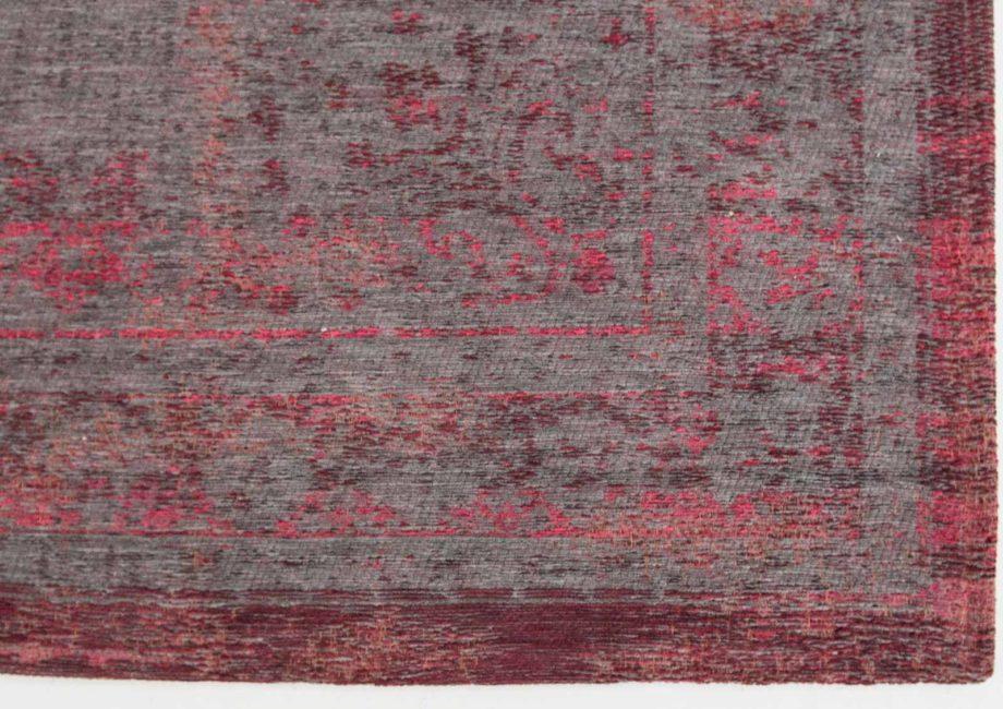 Louis De Poortere rug LX 8261 Fading World Medaillon Pink Flash corner