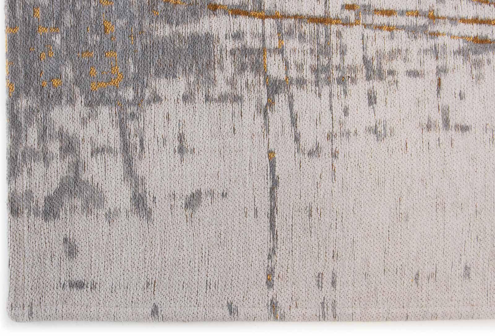 Louis De Poortere rug LX 8419 Mad Men Griff Columbus Gold corner