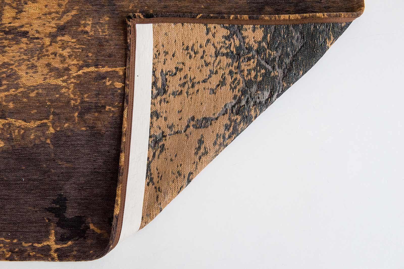 Louis De Poortere rug LX 8618 Mad Men Cracks Deep Mine back