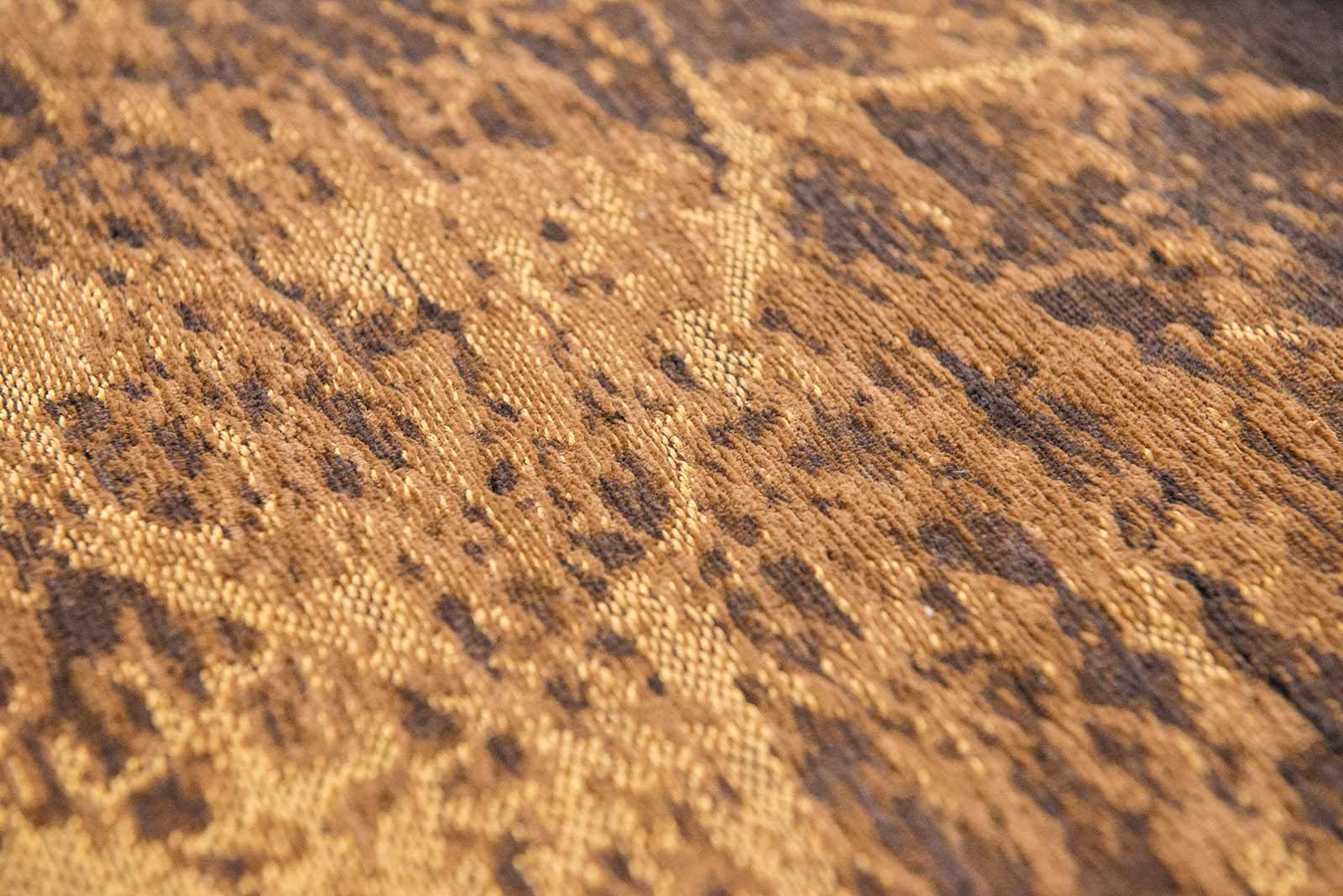 Louis De Poortere rug LX 8618 Mad Men Cracks Deep Mine zoom