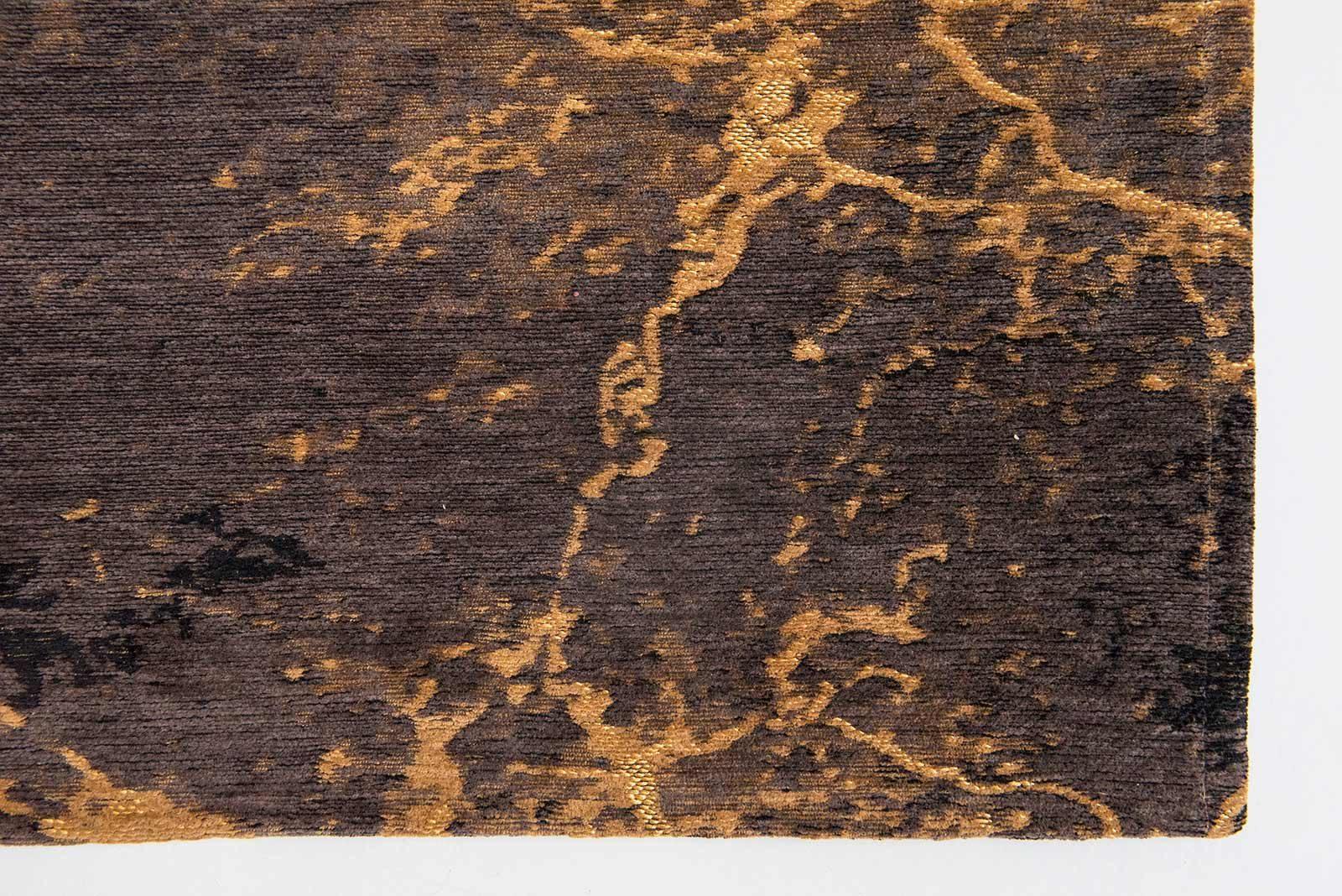 Louis De Poortere rug LX 8618 Mad Men Cracks Deep Mine zoom 3