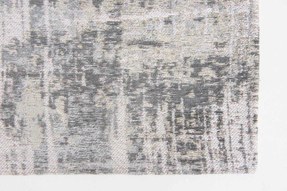 Louis De Poortere rug LX 8716 Atlantic Streaks Coney Grey corner