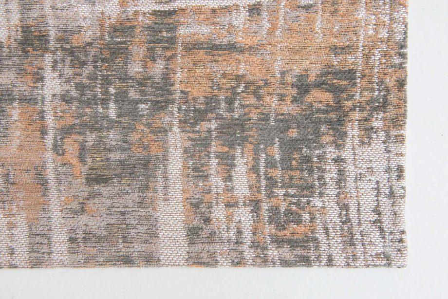 Louis De Poortere rug LX 8717 Atlantic Streaks Parsons Powder corner