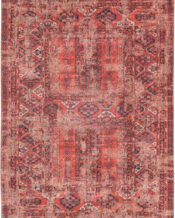 Louis De Poortere rug LX 8719 Antiquarian Antique Hadschlu 782 Red