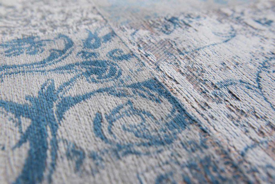 Louis De Poortere rug LX 8981 Vintage Bruges Blue zoom