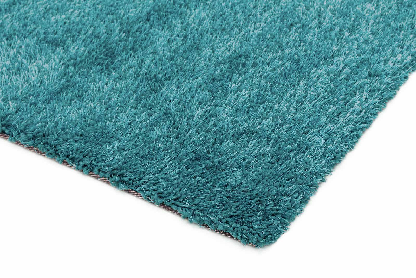 Andessi rug Mythica Teal detail 2