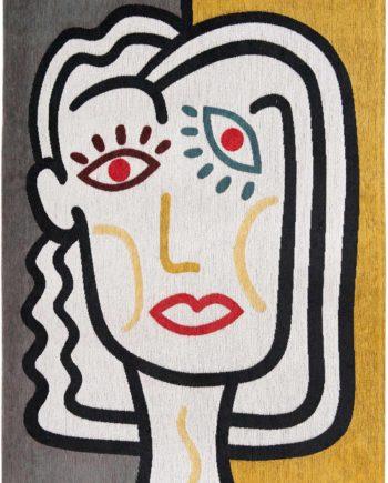 Louis De Poortere rug LX 9143 Gallery Dora Dorado