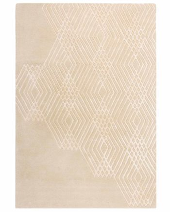 Andessi Rugs Architect Diamonds Natural 1